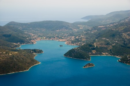 MYTHICAL ISLAND OF ITHAKI (ITHAKA) - IONIAN SEA