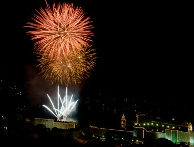 DUBROVNIK SUMMER FESTIVAL CELEBRATION - CROATIA