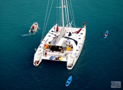 TRUE NORTH - 65' CATAMARAN