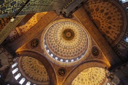 INTRICATE & HISTORICAL ART OF ISTANBUL