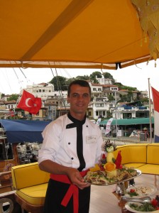 TURKISH CUISINE - ALWAYS A DELIGHT!
