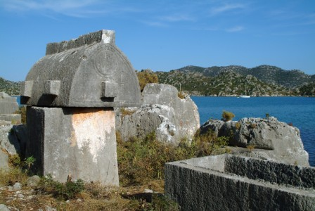LYCIAN ROCK TOMBS - KEKOVA