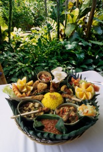 BALI - TRADITIONAL INDONESIAN FOOD