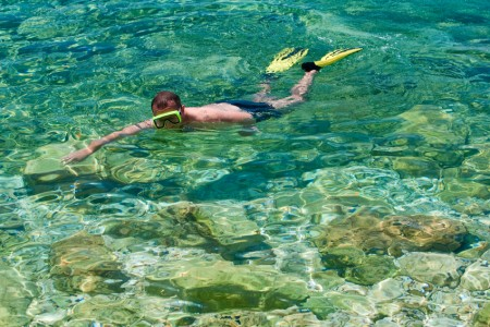CROATIA - SNORKELING IN THE ADRIATIC, CROATIA