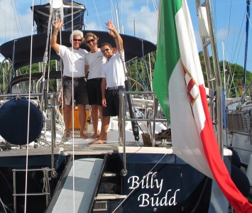 BILLY BUDD - Raciel, Margherita, Giacomo- - 73' Oyste Cutter