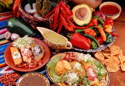 MEXICAN FOOD BAJA SEA OF CORTEZ YACHT CHARTER