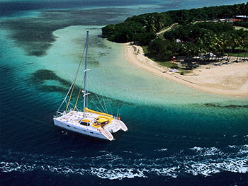 British Virgin Islands U.S. Virgin Islands Yacht Charter Cruising Sailing