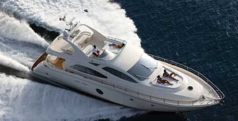 Greek Charter Yacht JULY 1