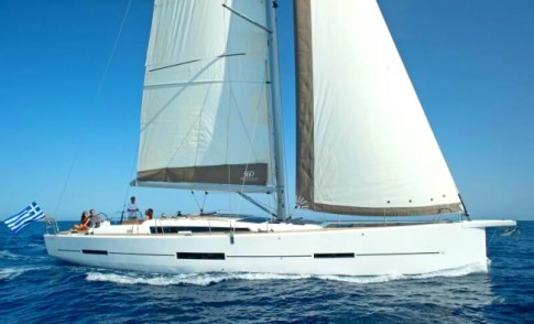 Greek Island Sailing Yacht MIMOSA 1