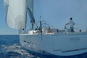 Greek Island Sailing Yacht MIMOSA 12