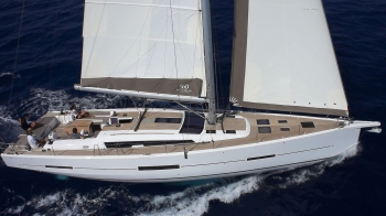 Greek Island Sailing Yacht MIMOSA 14