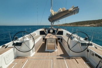 Greek Island Sailing Yacht MIMOSA 2