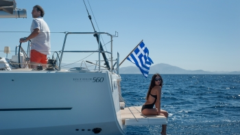 Greek Island Sailing Yacht MIMOSA 9