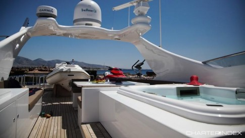 PROJECT STEEL Yacht Charter 4
