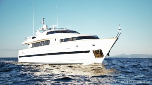 PROJECT STEEL Yacht Charter