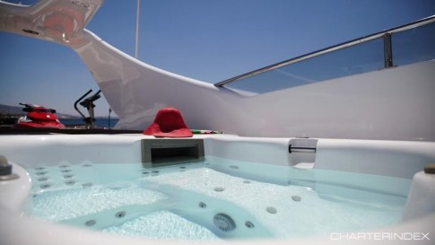 PROJECT STEEL Yacht Charter 5